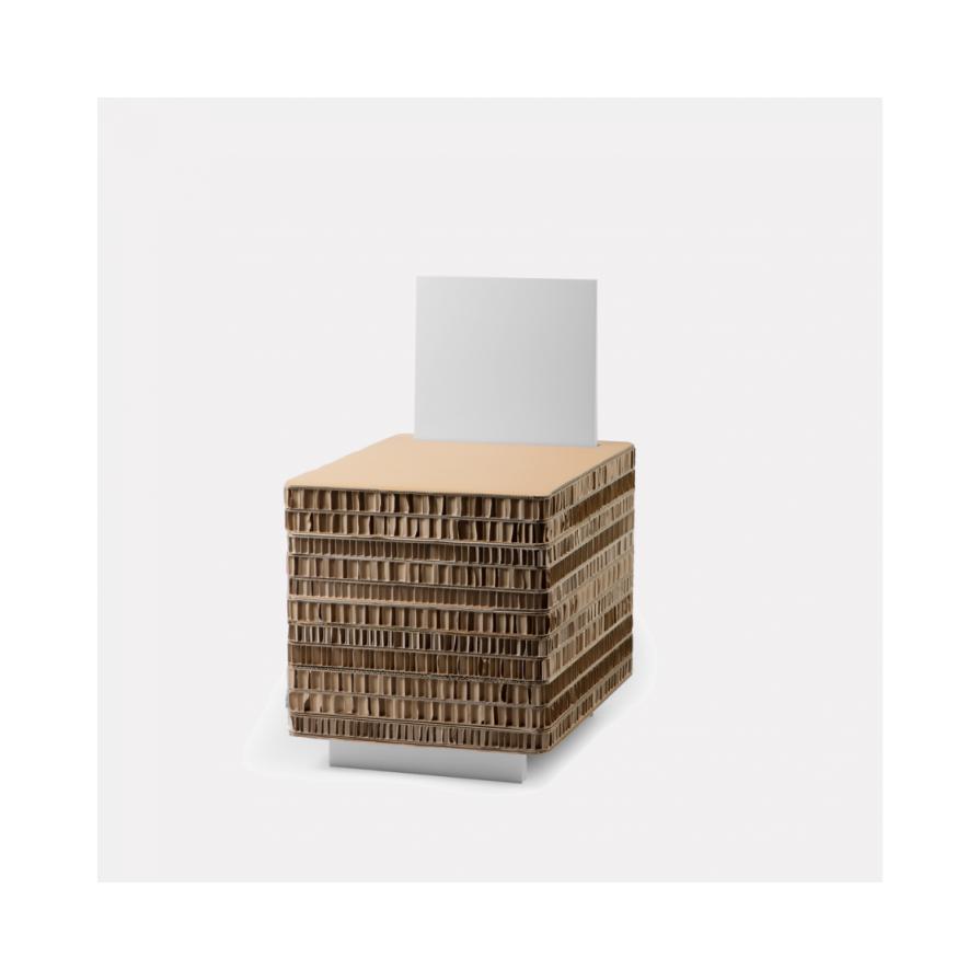 Pin Mobili In Cartone Materiale Ecosostenibile Per L Eco Design on ...