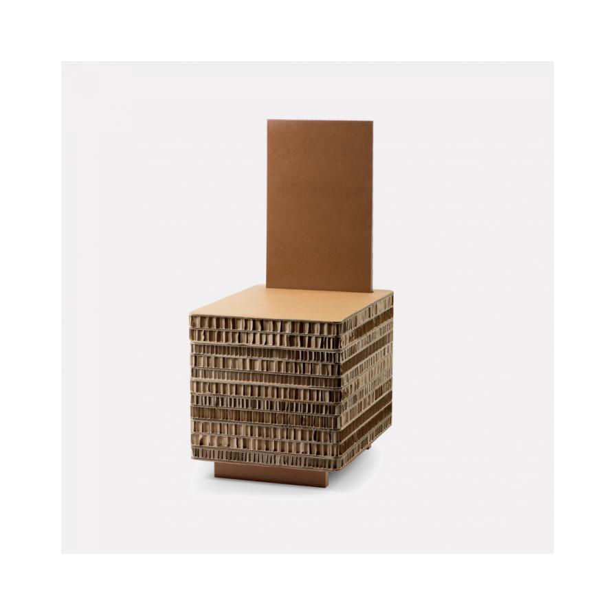 L 39 eco mobili in cartone riciclato design naturalmente - Mobili in cartone design ...